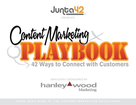 Content Marketing Playbook - 42 Custom Publishing, Branded Content an…