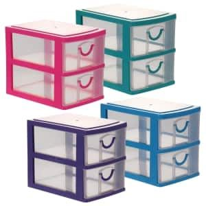 Storage Drawer Organizer Container Makeup Home Box Mini Cabinet Unit Plastic Kitchendrawer Boxor Plastic Storage Cabinets Storage Drawers Drawer Storage Unit