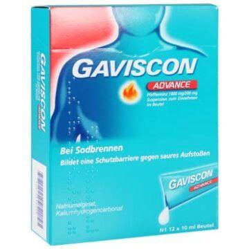 تعرف على جافيسكون ادفانس Gaviscon Advance للحموضة Personal Care Toothpaste Person