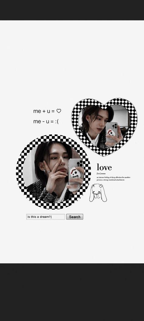 #hyunjin wallpaper aesthetic <3