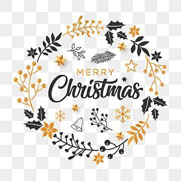 Christmas Merry New Gold Year Background Text Decoration Black Holiday Illustration Lettering Happy Card Xmas Golden Greeting Celebr Karya Seni 3d Seni Seni 3d