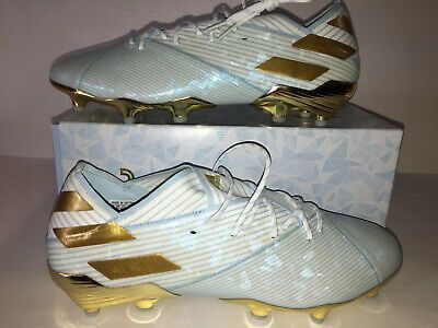 Ebay Sponsored Adidas Nemeziz Messi 19 1 15yr Size 10 5 Predator Pogba Dybala Limited Edition Messi Soccer Cleats Cleats