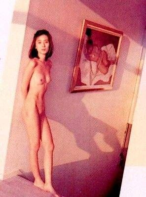 Nude japanese celebrities, watchmen anagliph