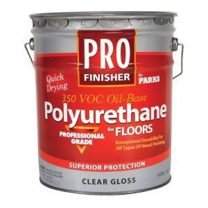 Rust Oleum Parks 1 Qt Gloss Super Glaze Finish And Preservative 241352 The Home Depot In 2020 Polyurethane Floors Rustoleum Oils