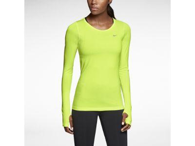 c11418ab40691 Nike Dri-FIT Knit Long-Sleeve Camiseta de running - Mujer 52€