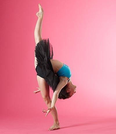 2012 Dance Spirit Cover Model Search finalist, Hannah Bettes.