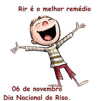 Dia Nacional Do Riso Dia Nacional Datas Comemoracao