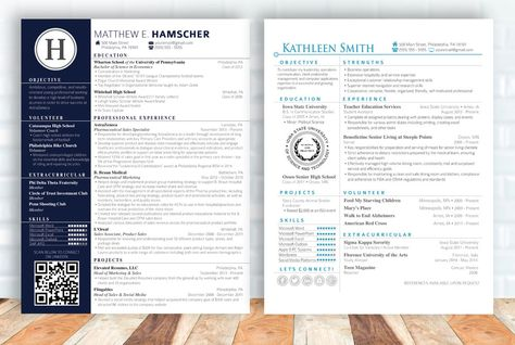 109 best Creative Resumes images on Pinterest Career, Confidence - how to make resume stand out