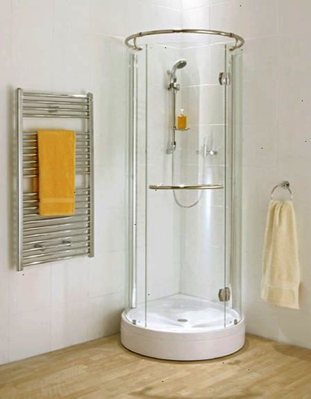 Taking Advantage Of Corner Space For Small Bathroom With Fascinating Corner Shower Designs Lovely Smal Corner Bathtub Shower Corner Shower Stalls Shower Stall