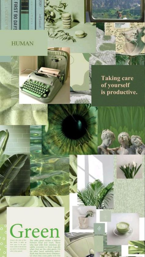 Sage Green Photo Wall Kit Olive Green Sage Aesthetic Wall Decor Photo Wall Collage Kit