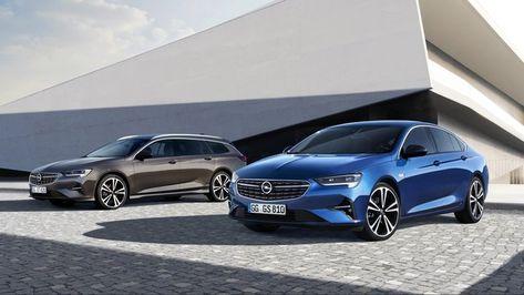 Opel Insignia Kommt Mit Frischem Design Und Neuem Licht Limousine Dieselmotor Auto Motor Sport