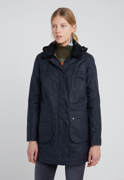 offizielle Bilder Angebot einzigartiges Design LIGHTWEIGHT SHERWOOD - Parka - royal navy @ Zalando.at 🛒 in ...