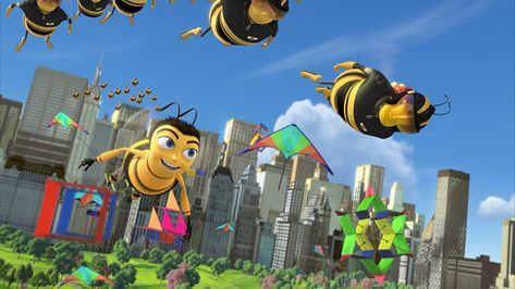 A review of Bee Movie from a scientific perspective - Beepods