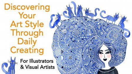 Discovering Your Art Style Through Daily Creating Sponsored Art Style Skillshare Online Drawing