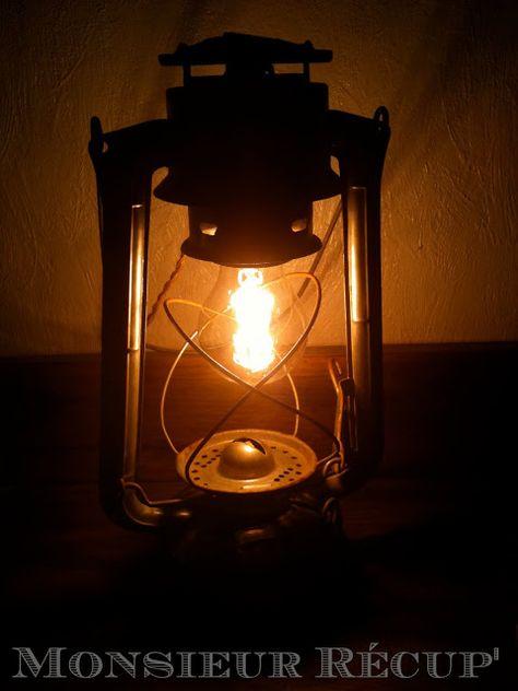 Lampe Tempete Lampe Tempete Lamp Fil Electrique
