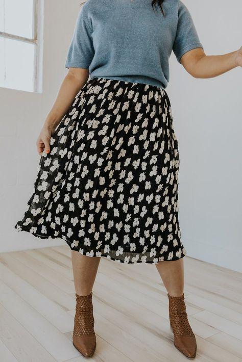 Quirky Fashion, Modest Fashion, Skirt Fashion, Fashion Outfits, Fat Girl Fashion, Jw Fashion, Nautical Fashion, Petite Fashion, Fashion Tips
