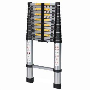 Good Life Professional Telescoping Hmi023 Ladder Aluminium Alloy Multi Purpose Ladder