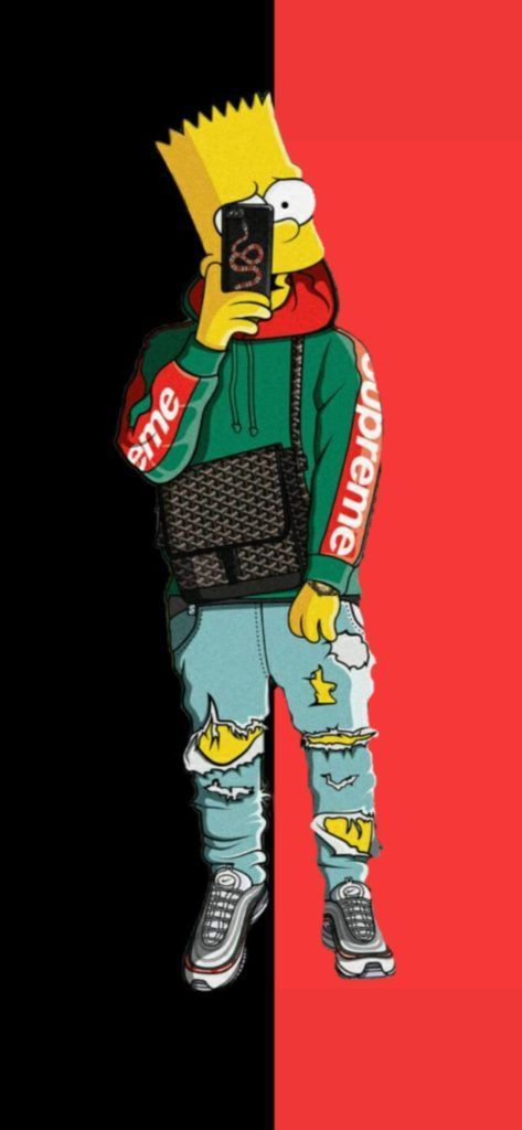 Supreme Iphone Wallpapers Download 4k Hd Images 70 Pics Supreme Iphone Wallpaper Supreme Wallpaper Simpson Wallpaper Iphone