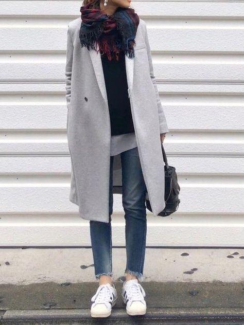 structured coat #casualfashion