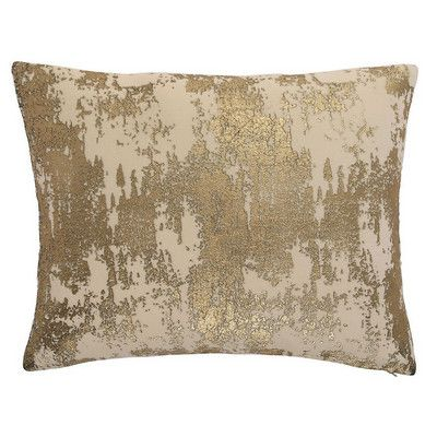 Legends® Gold Foil Pillow Cover