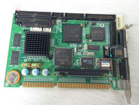 1PC Axiomtek SBC-598 REV:A1.2 Industrial Motherboard