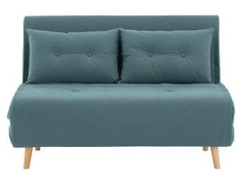 Haru Large Double Sofa Bed Marine