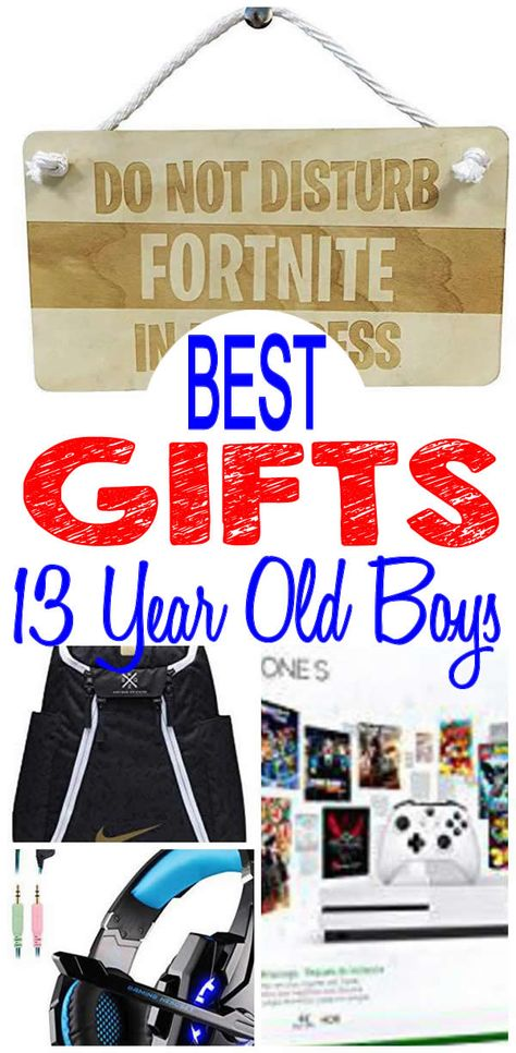 Time For Christmas Gifts BEST 13 Year Old Boys