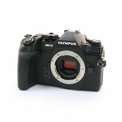 Ad Olympus Om D E M1 Mark Ii Body Black 196 Shutter Count 13973 Shots In 2020 Digital Camera Lens Pouch Camera