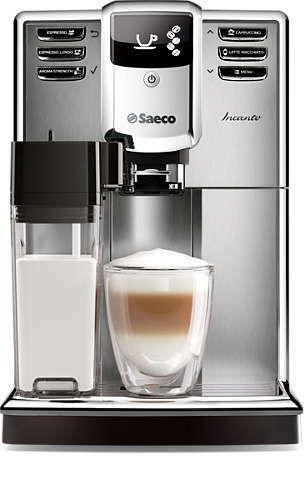 Philips Saeco Incanto Carafe Superautomatic Espresso Machine Hd8917 47 Automatic Coffee Machine Home Coffee Machines Espresso Coffee Machine