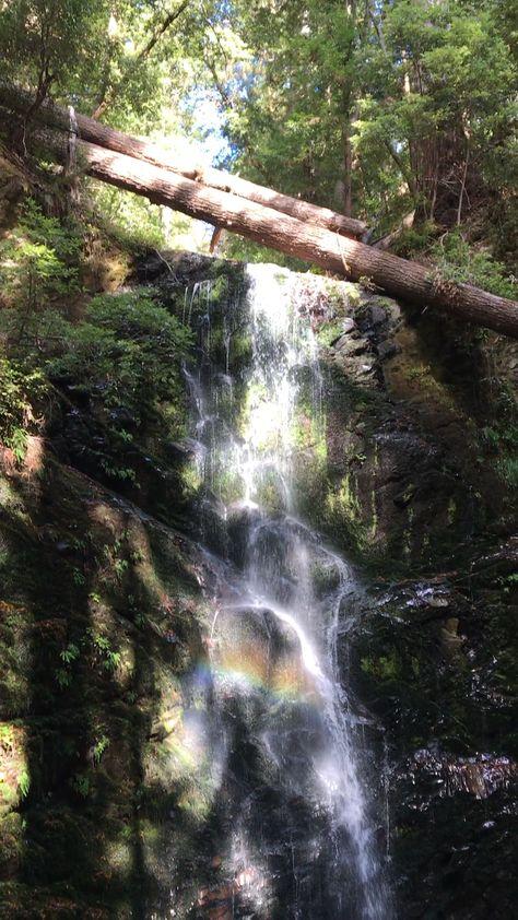 Berry Creek Falls In California