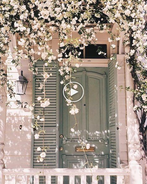 Exteriorhouse Wall Design: This Time Last Year In Beautiful Savannah, Georgia (we