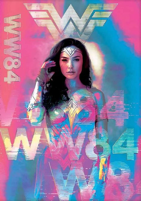 More Wonder Woman 1984 Posters - The Fanboy SEO
