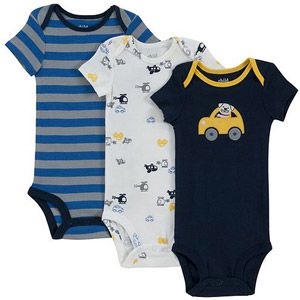 75d3bb49b Child of Mine by Carter s Newborn Boy Bodysuits