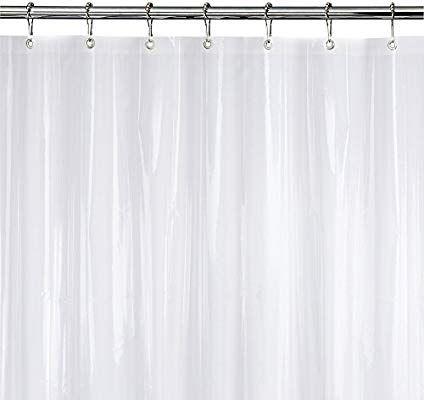 Amazon Com Epica Strongest Mildew Resistant Shower Curtain Liner