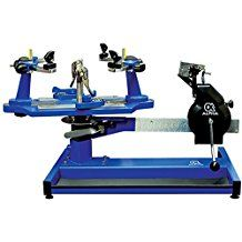 Alpha Revo 4000 Stringing Machine With Images Tennis Stringing Machine Fun Sports Stringing