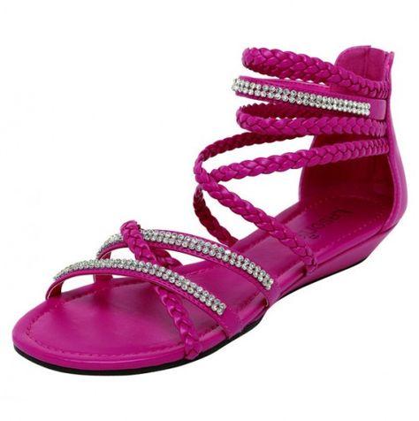 9d986ed353696 Lasonia - Ladies Sandals - Sleek Sandals by Asha and Lasonia - Events