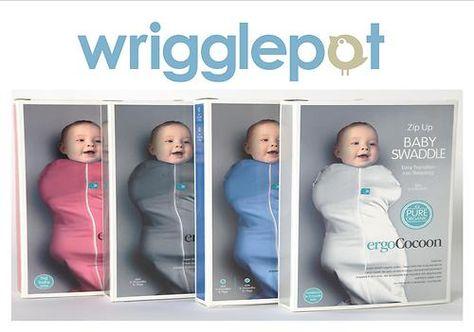 Ergopouch Ergococoon 0 2 TOG Organic Baby ZIP UP Ergo Cocoon Swaddle Wrap NEW | eBay