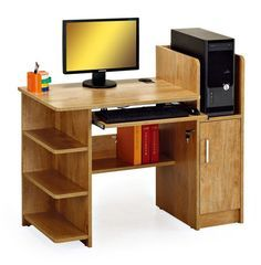 Simple Wooden Computer Table Design furniture office table ...