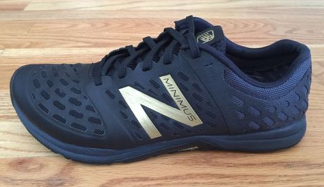 new balance minimus black and gold