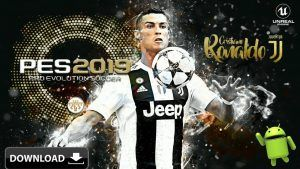Pes 2019 Android Cr7 Patch Obb Download Game Download Free Android Phone Games