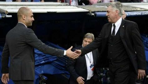 Ancelotti quiere disputar Final de Champions contra Guardiola