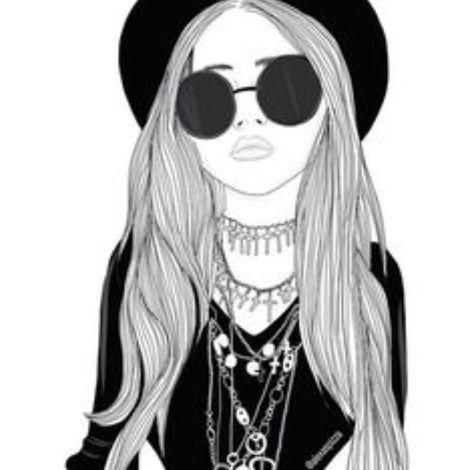 épinglé Par T Chou Sur Post Bad Girl Hipster Girl