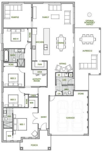 New House Eco Friendly Floor Plans 21 Ideas House Plans