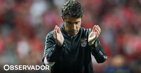 Bruno Lage espera jogo difícil mas quer ganhar em Braga