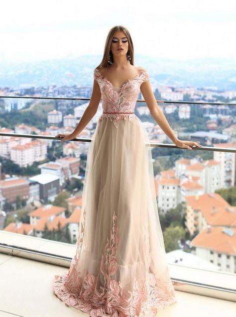 db59d08a161 Роскошные выпускные платья  как выбрать модные платья на выпускной 2018-2019