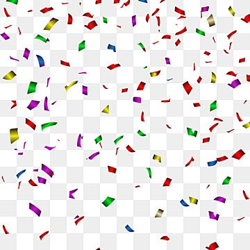 Pin By Xb Lan On Xbeez Art Images Confetti Party Clip Art
