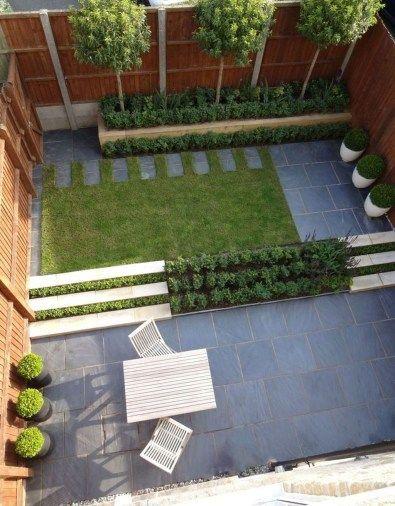 47 Erstaunliche Moderne Garten Design Ideen Design Erstaunliche Garten Ideen Moder Small Garden Landscape Small Backyard Landscaping Modern Landscaping