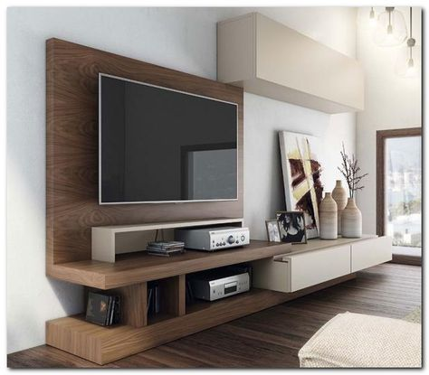 LED TV Panels designs for living room and bedrooms Decorao