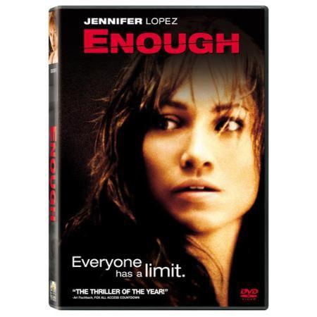 Enough (Full Frame, Widescreen) - Walmart.com
