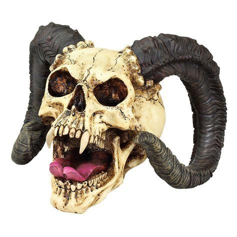 Design Toscano Skulls Soul Spirit Sculptural Box